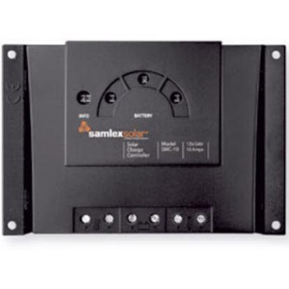 Picture of Samlex Solar  10A Battery Charger Controller for Samlex 12V/24V Solar Batteries SMC-10 19-6425