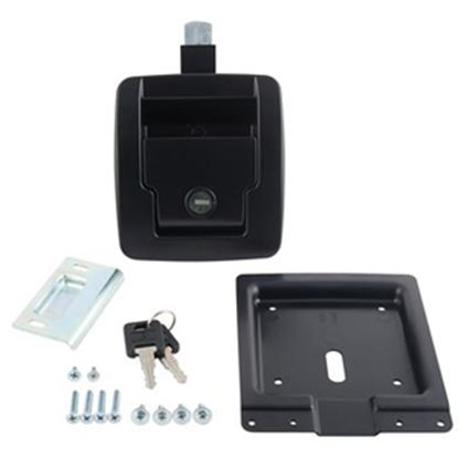 Picture of AP Products  Black Cargo Carrier Latch 013-573 20-0034