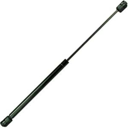 """Picture of JR Products  10"""" 20 Lbs Gas Spring With Plastic Socket Ends GSNI-5000-20 20-1081"""
