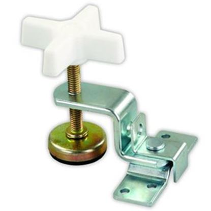 """Picture of JR Products  3.15"""" Spacing Zinc Fold-Out Bunk Clamp 20785 20-1956"""