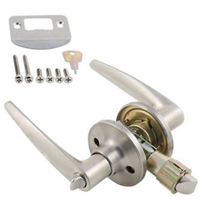 Picture of AP Products  Lever Type Entry Door Lock 013-231-SS 20-2079