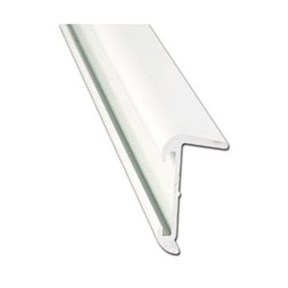 Picture of AP Products  16'L Mill Aluminum Roof Edge Trim 021-57403-16 20-6971