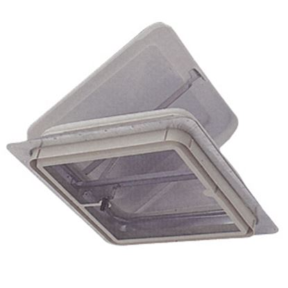 "Picture of Ventline  Aluminum 14"" x 14"" Roof Vent Lid BV0534-00 22-0241"