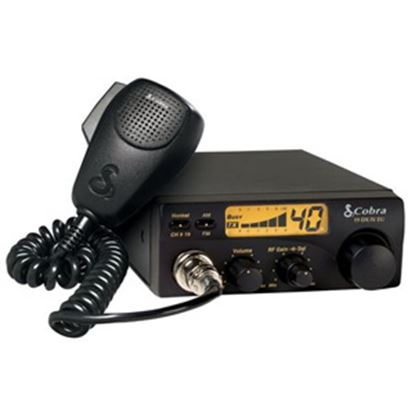 Picture of Cobra Electronics  40 Channel CB Radio 19 DX IV 24-0086