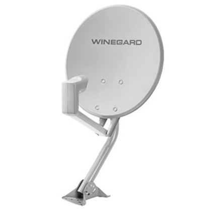 Picture of Winegard  Portable Manual Stationary Satellite TV Antenna DS-4248 24-0120