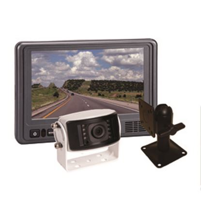 """Picture of Voyager  7"""" Color LCD Rear Observation System AOS701 24-3155"""