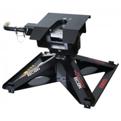 Picture of Demco RV Recon 21K ISR Fifth Wheel Trailer Hitch w/ Dual Articulation Head 8550043 25-2053