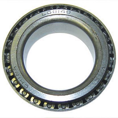 "Picture of AP Products  2-Pack Tapered Axle Bearing for 1.378"" OD Axles 014-122092-2 46-0863"