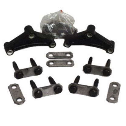 """Picture of Dexter Axle  Tandem Axle Leaf Spring Equalizer For 1-3/4"""" Double Eye Spring K71-401-00 46-3440"""