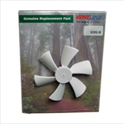 """Picture of Ventline  3/32"""" Shaft Fan Blade for Ventline V2094/V2119 BVD0215-00 47-0231"""
