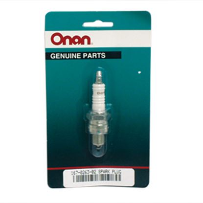 Picture of Cummins Onan  Spark Plug for Camp Power Generators 167-0263-02 48-2094