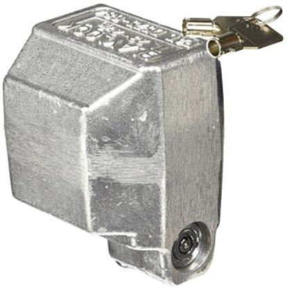 "Picture of Blaylock  2-5/16"" Aluminum Bulldog Trailer Coupler Lock TL-23 69-0708"