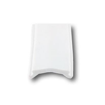 """Picture of AP Products  Polar White 3/4""""W X 50'L Trim Molding Insert 011-398 70-2788"""