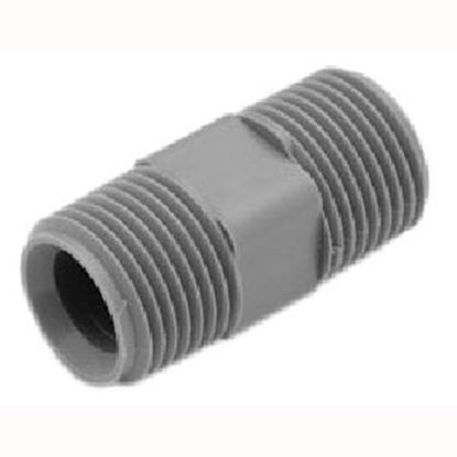 "Picture of Lasalle Bristol QEST 3/4"" MPT Straight Fresh Water Coupler Fitting 64QC44T 70-6387"