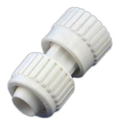 "Picture of Flair-It  3/4"" PEX x 3/4"" FPT Swivel End Nut White Plastic Fresh Water Straight Fittin 16849 72-0781"