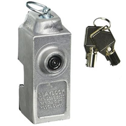 Picture of Blaylock  Aluminum Trailer Cargo Door Lock w/2 Keys DL-80 99-0245