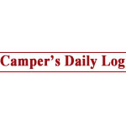 Picture for manufacturer Camper's Daily Log